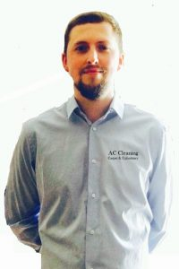 Adam owner of AC cleaning
