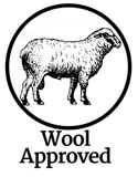 wool approved