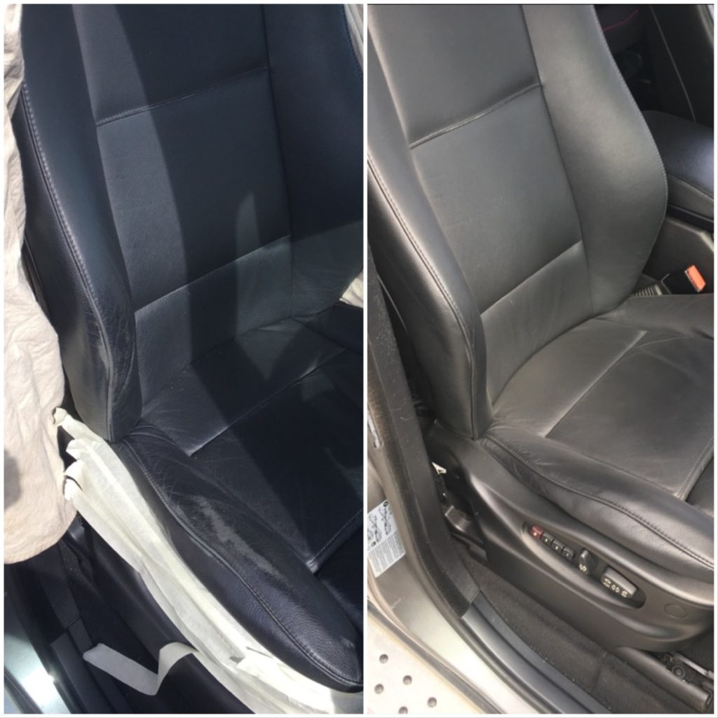 cars seats cleaned