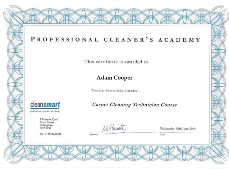 professional cleaners academy