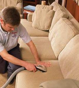 upholstery & sofa cleaning