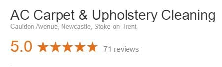 stoke-on-trent carpet cleaners
